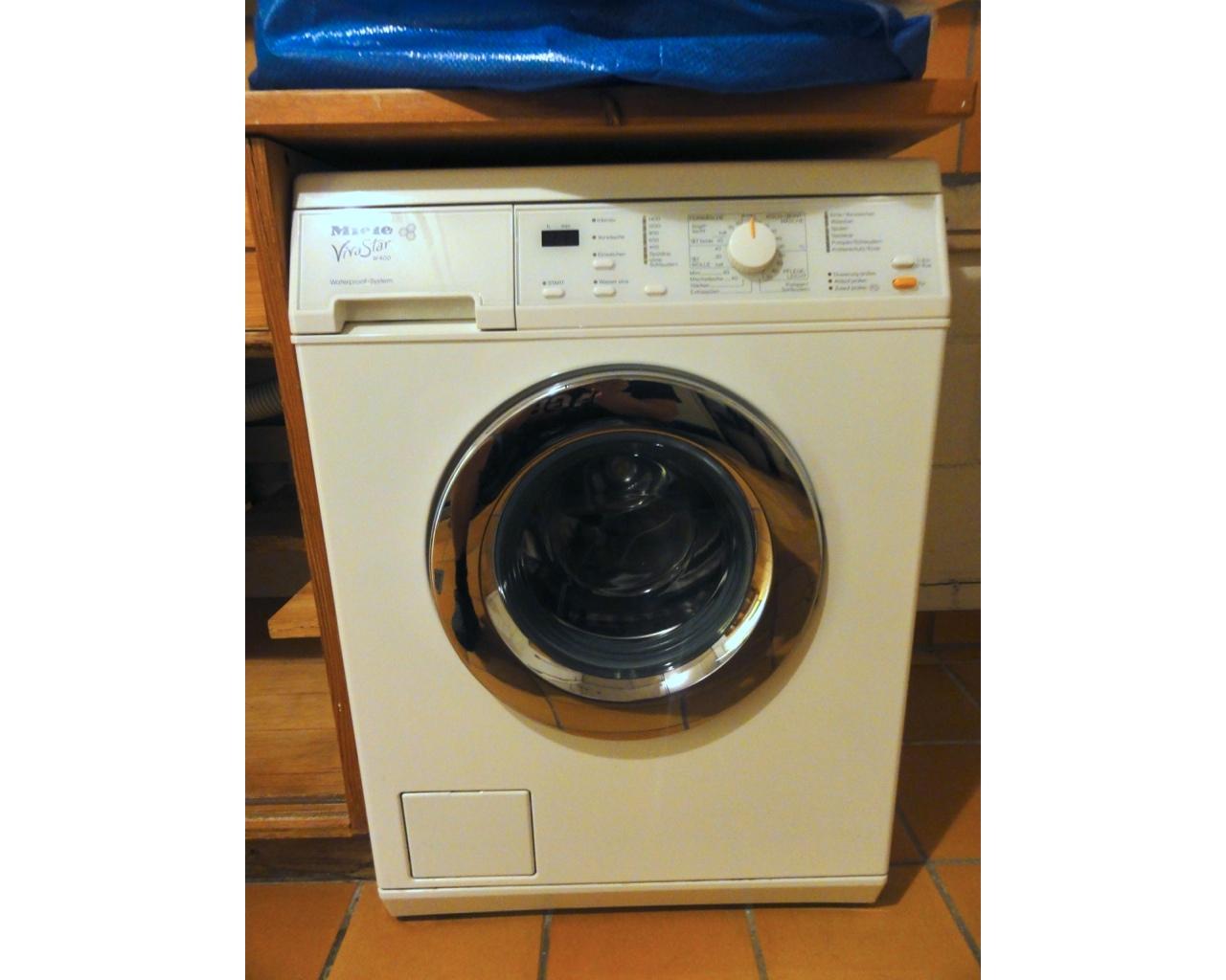 waschmaschine miele vivastar w400 ebay. Black Bedroom Furniture Sets. Home Design Ideas
